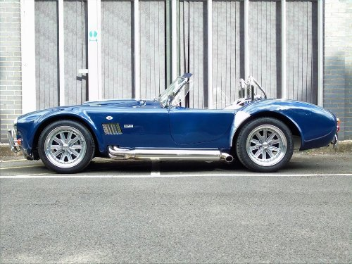 Replica Cobra BY DAX, 2018 NEW BUILD 162 MILES FROM NEW For Sale (picture 3 of 10)