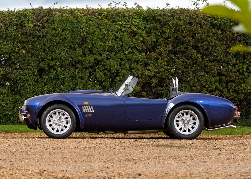 2000 AC Cobra Mk. IV CRS SOLD by Auction (picture 1 of 6)