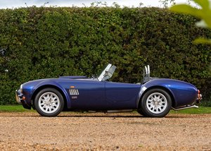 2000 AC Cobra Mk. IV CRS SOLD by Auction
