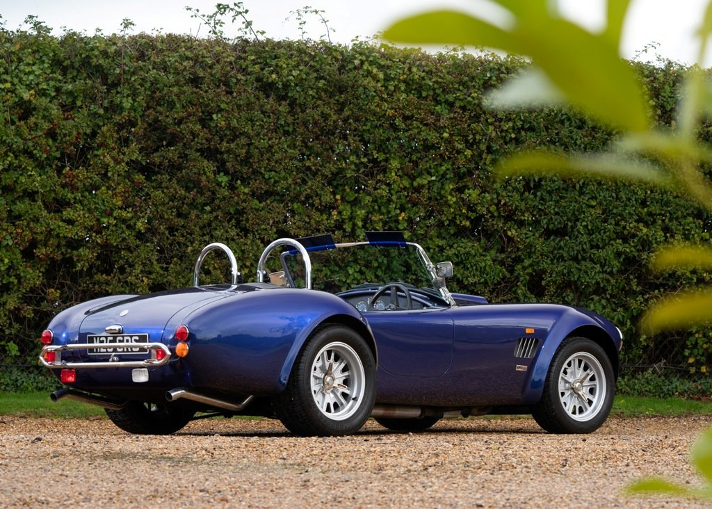 2000 AC Cobra Mk. IV CRS SOLD by Auction (picture 2 of 6)