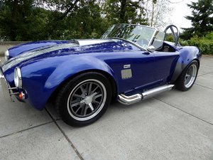 1965 Ford Shelby AC Cobra Fast 5.0 Liter Fuel Injected $36..