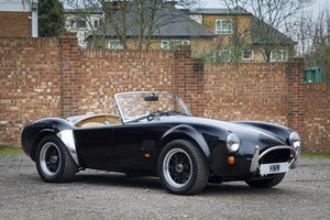 1984 AC AUTOKRAFT COBRA MK IV - EBONY BLACK For Sale