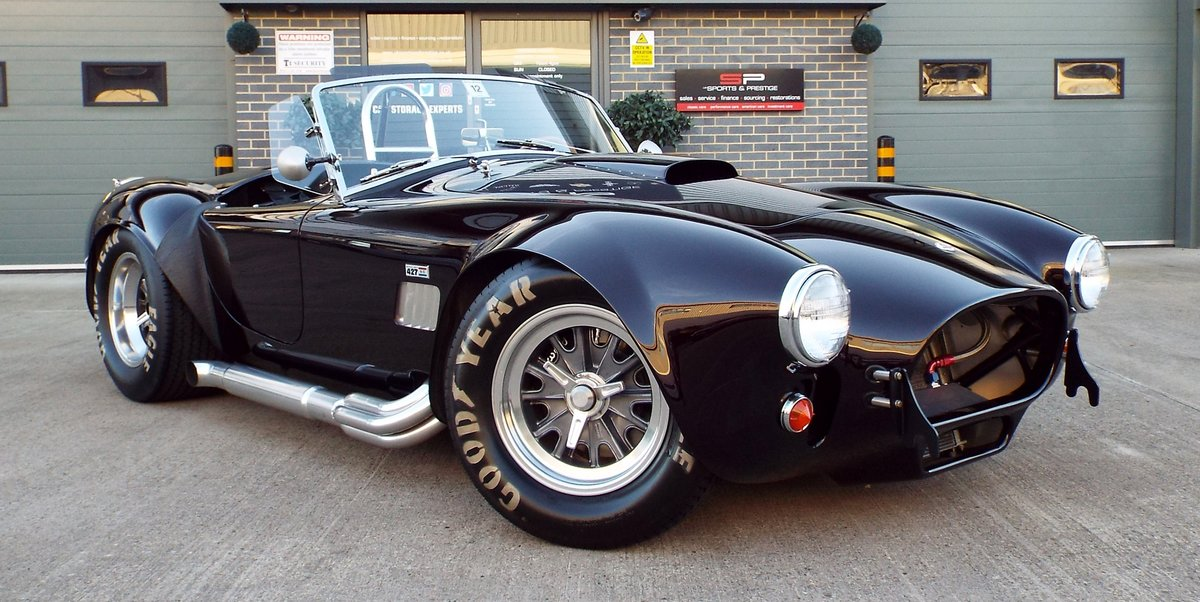 1965 Authentic Shelby Cobra 427 For Sale (picture 1 of 6)