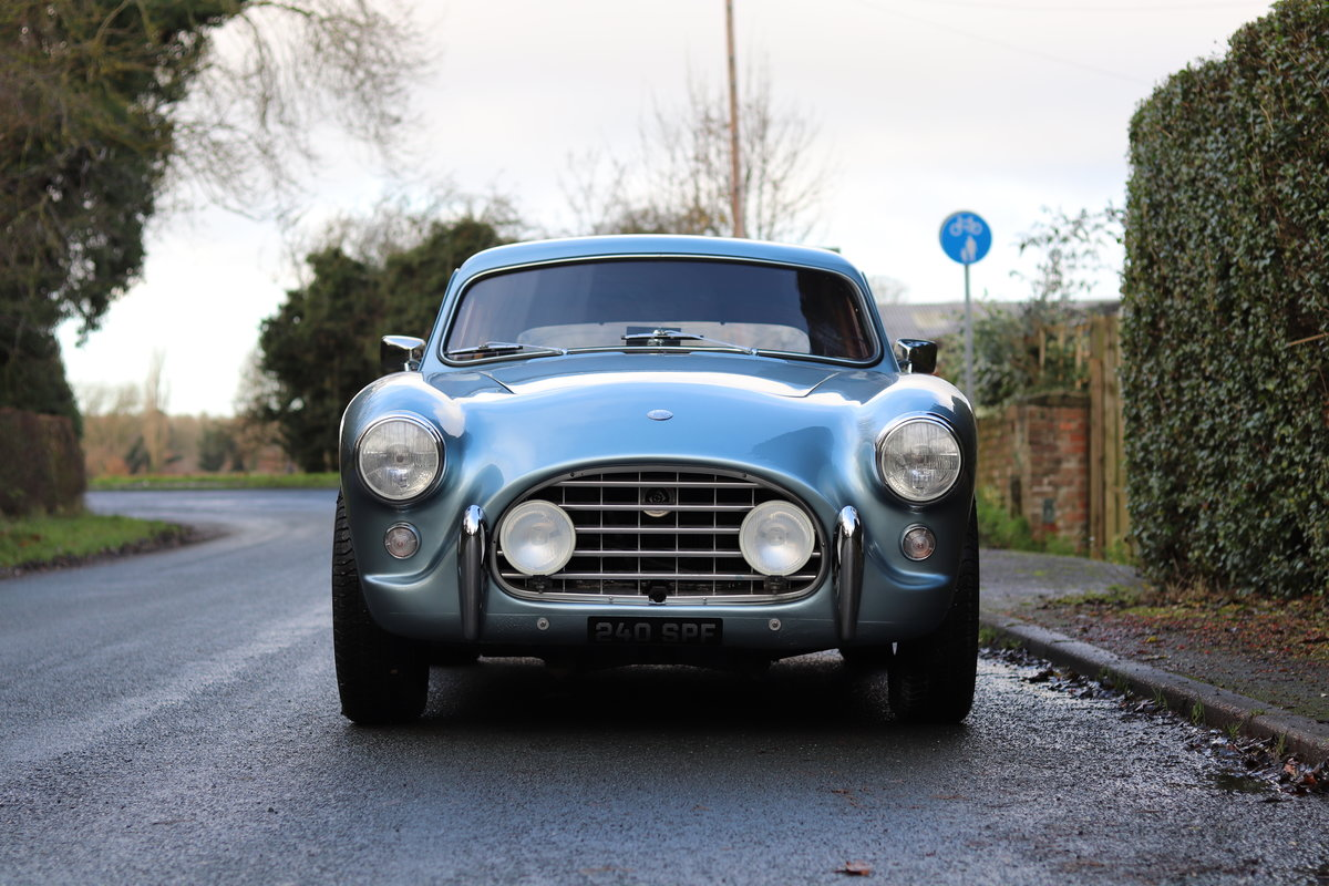 1960 AC Aceca - 29k Miles, Excellent Thames Ditton History  For Sale (picture 2 of 23)