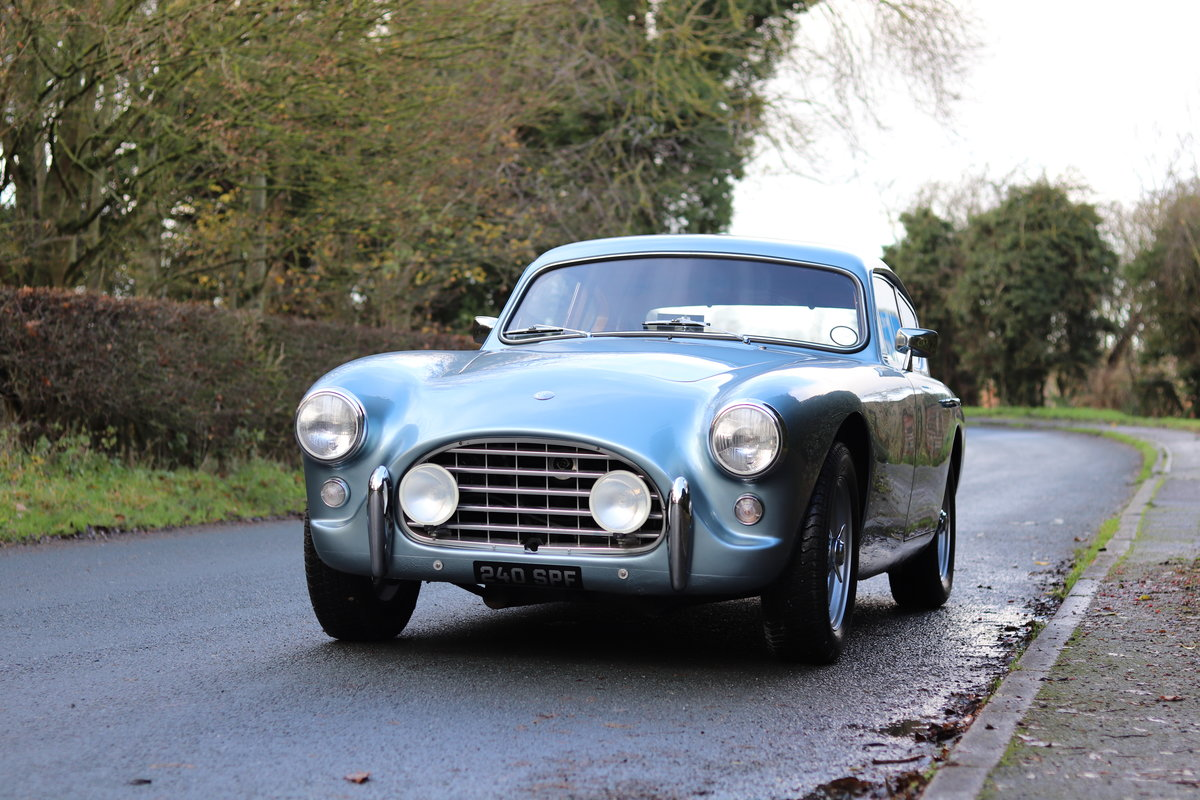 1960 AC Aceca - 29k Miles, Excellent Thames Ditton History  For Sale (picture 3 of 23)