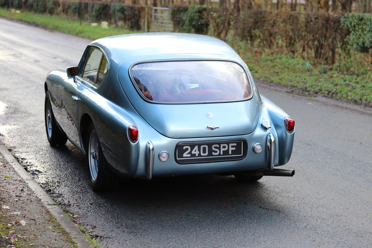 1960 AC Aceca - 29k Miles, Excellent Thames Ditton History  For Sale (picture 4 of 23)