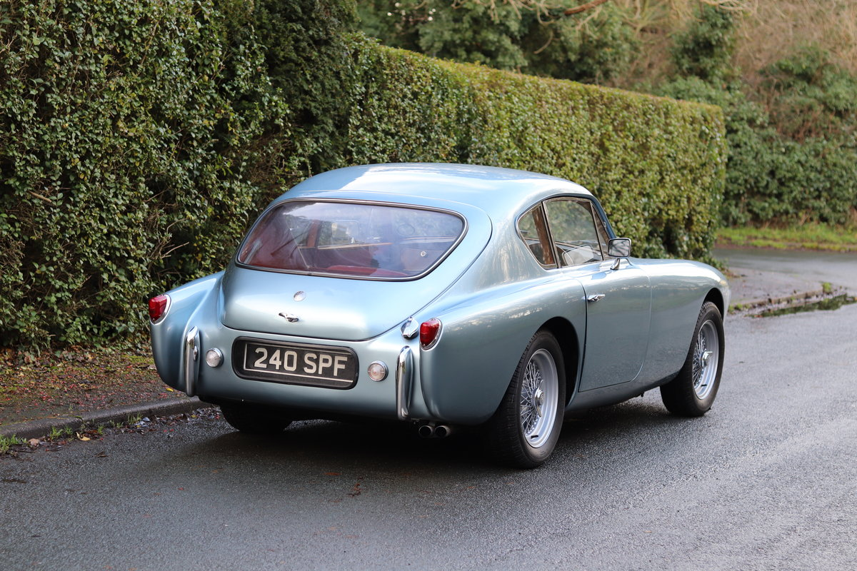 1960 AC Aceca - 29k Miles, Excellent Thames Ditton History  For Sale (picture 6 of 23)