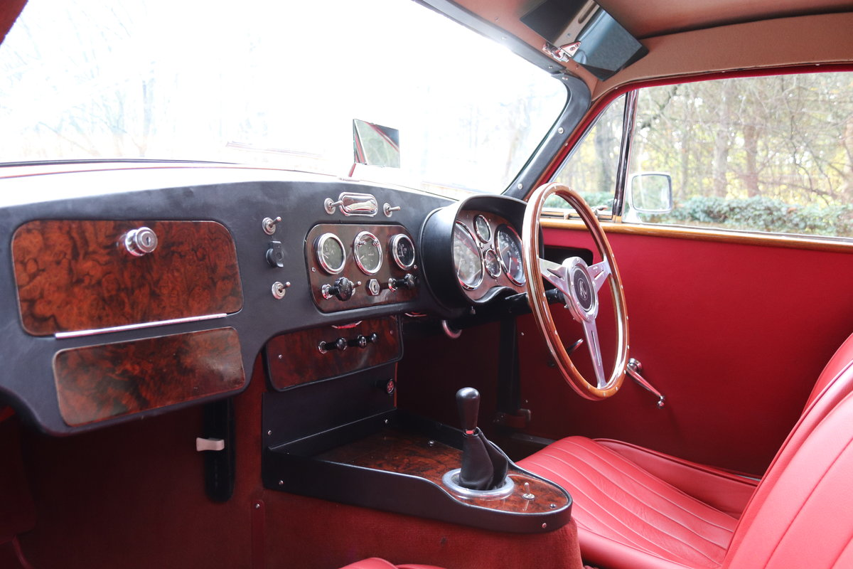 1960 AC Aceca - 29k Miles, Excellent Thames Ditton History  For Sale (picture 11 of 23)