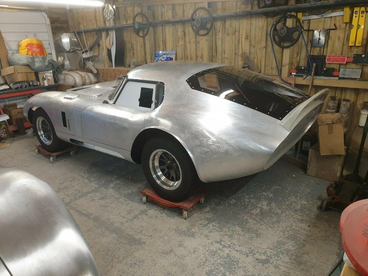 1965 Ac cobra 289 daytona coupe (aluminium body) For Sale (picture 2 of 6)