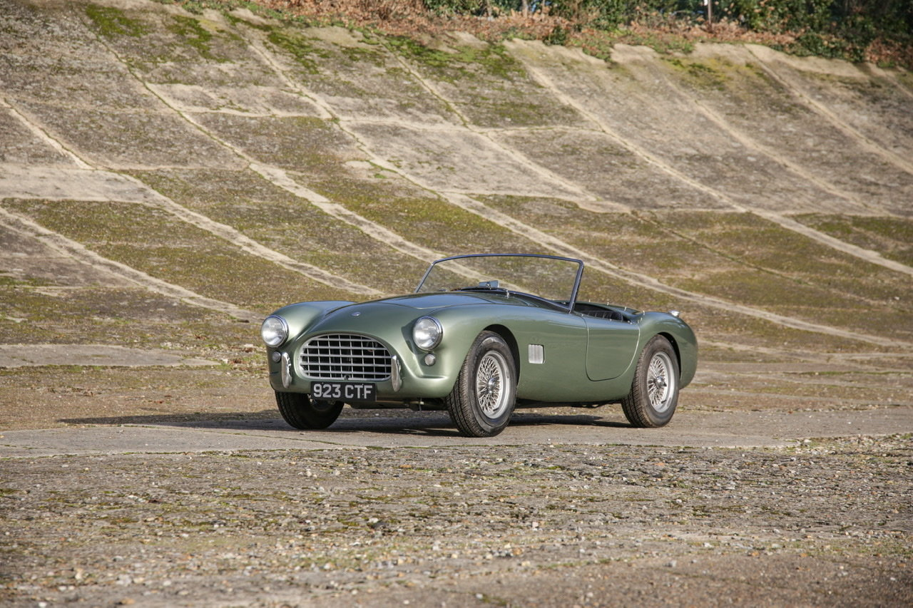 1955 AC Ace - Fully Restored- Millie Miglia Eligible  For Sale (picture 1 of 6)