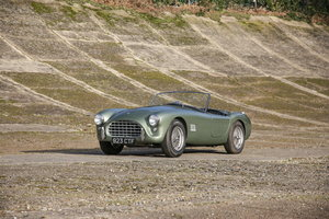 1955 AC Ace - Fully Restored- Millie Miglia Eligible