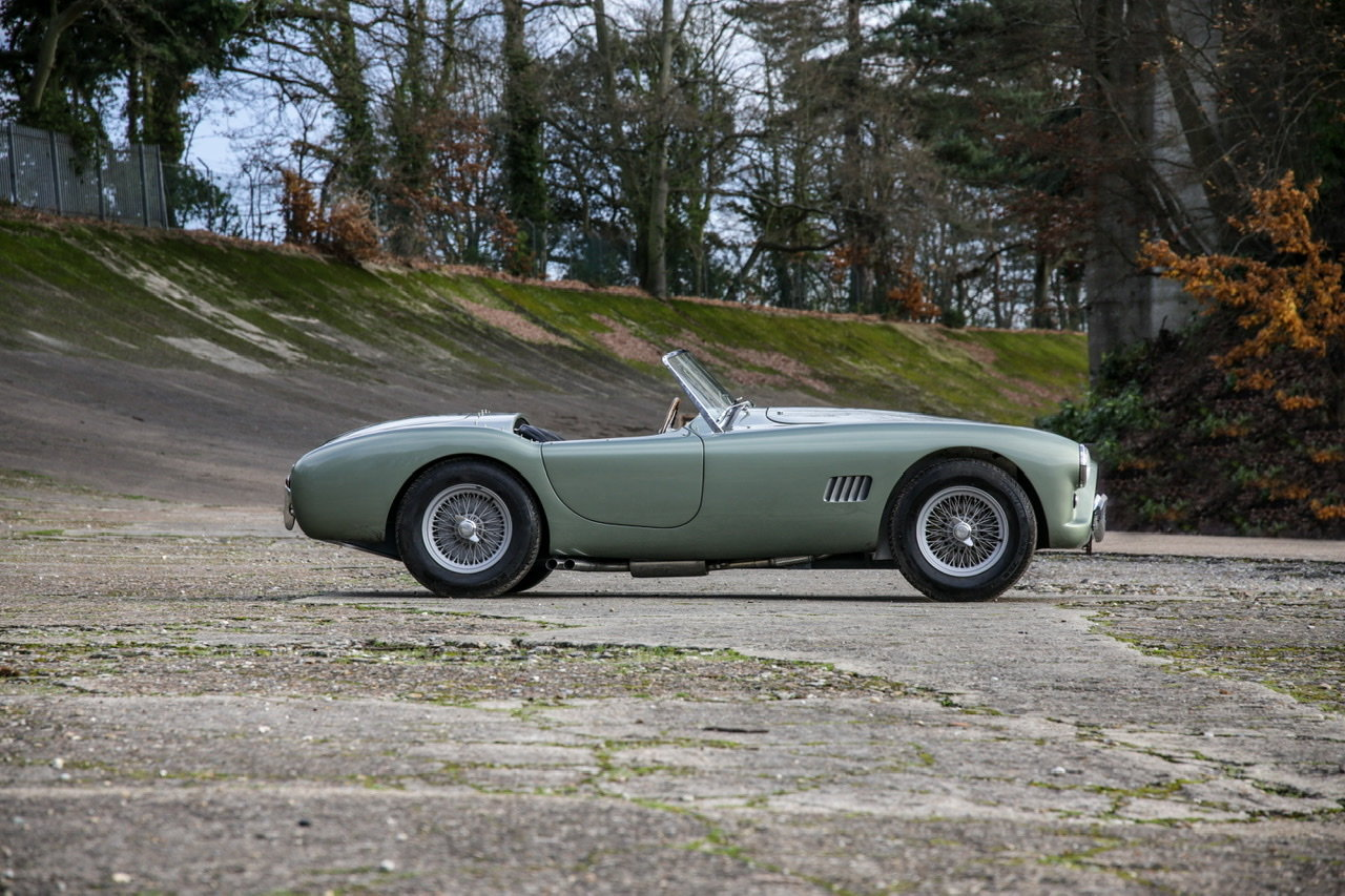 1955 AC Ace - Fully Restored- Millie Miglia Eligible  For Sale (picture 2 of 6)