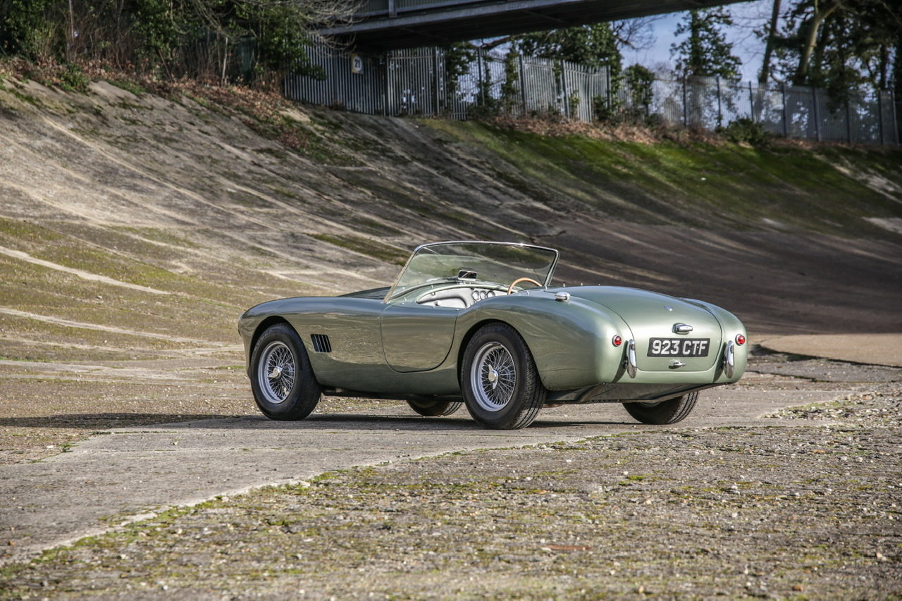 1955 AC Ace - Fully Restored- Millie Miglia Eligible  For Sale (picture 3 of 6)