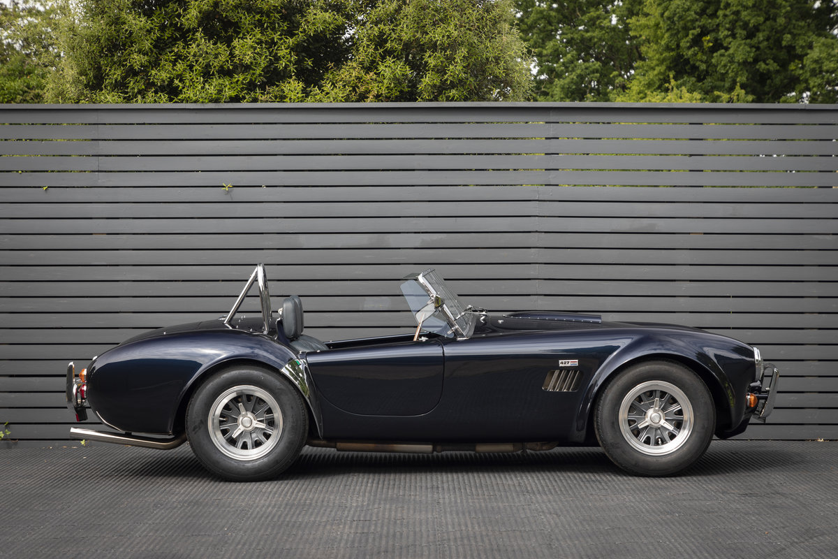 1999 AC COBRA SUPERBLOWER (ALLOY BODY) For Sale (picture 2 of 23)