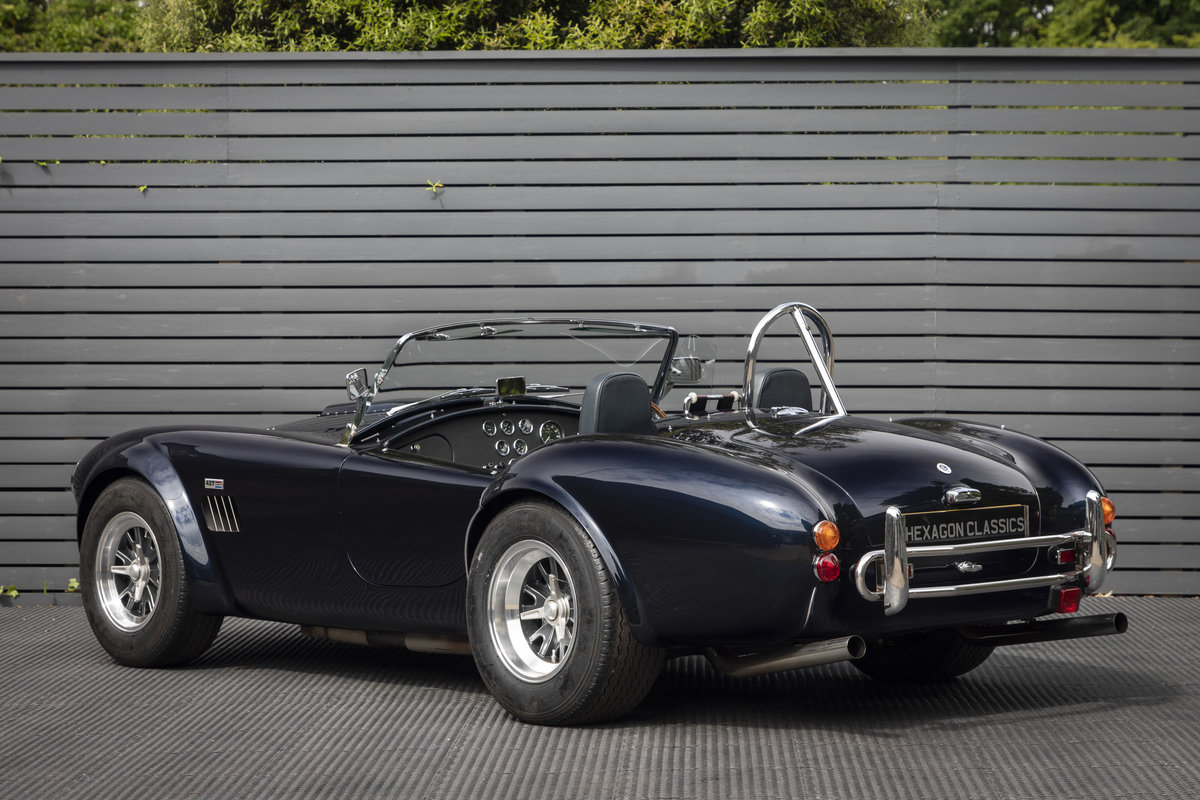 1999 AC COBRA SUPERBLOWER (ALLOY BODY) For Sale (picture 4 of 23)