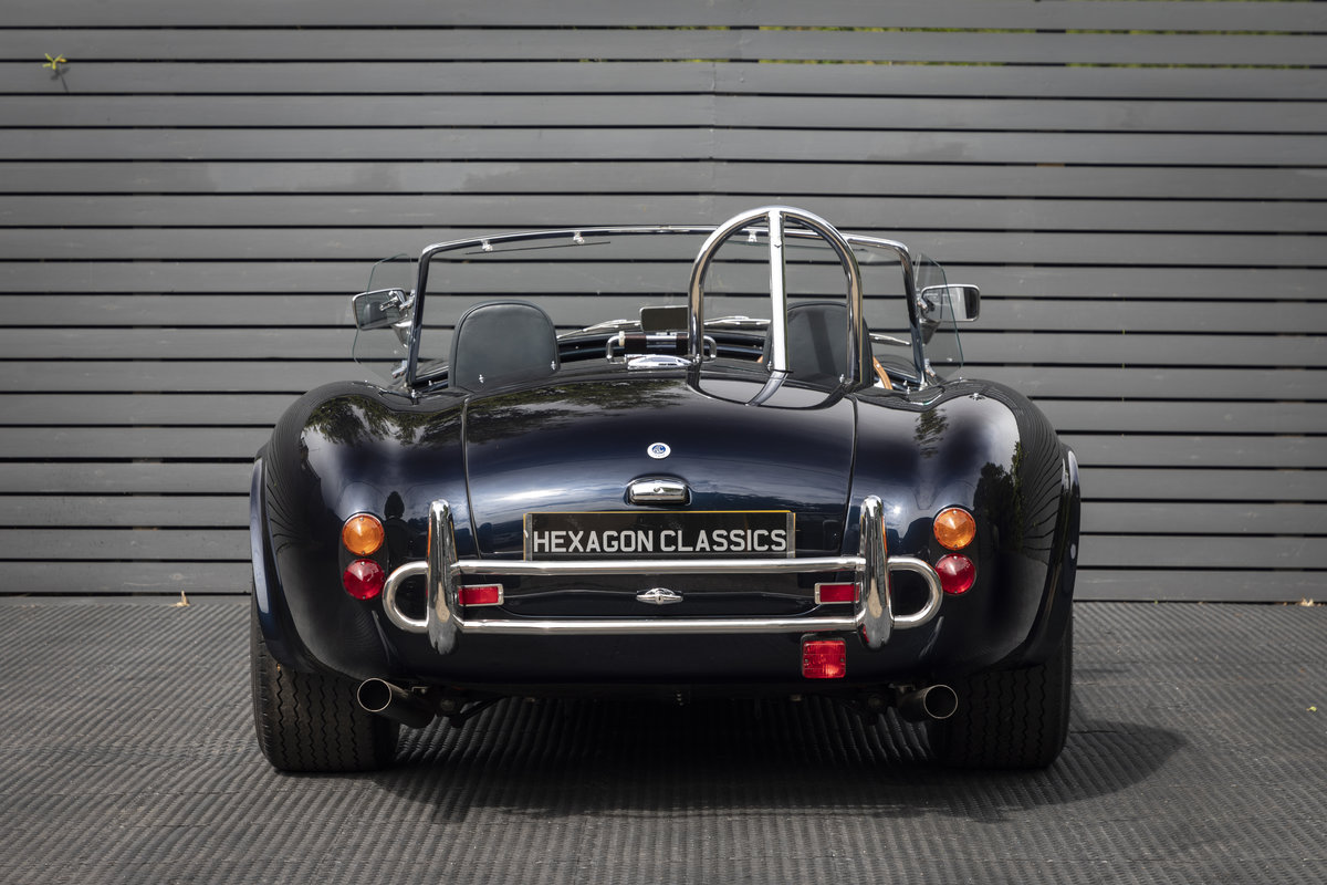 1999 AC COBRA SUPERBLOWER (ALLOY BODY) For Sale (picture 5 of 23)