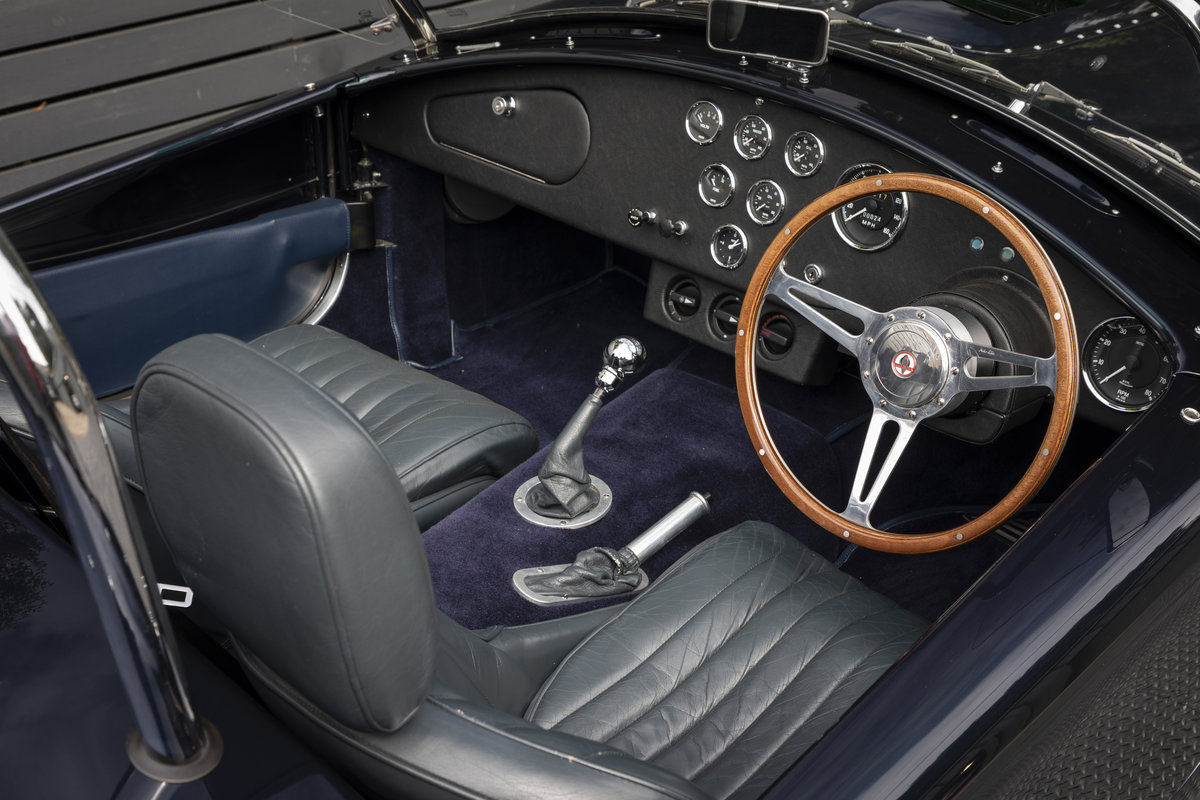 1999 AC COBRA SUPERBLOWER (ALLOY BODY) For Sale (picture 6 of 23)