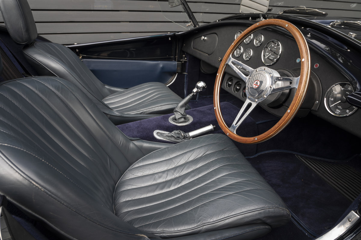 1999 AC COBRA SUPERBLOWER (ALLOY BODY) For Sale (picture 7 of 23)