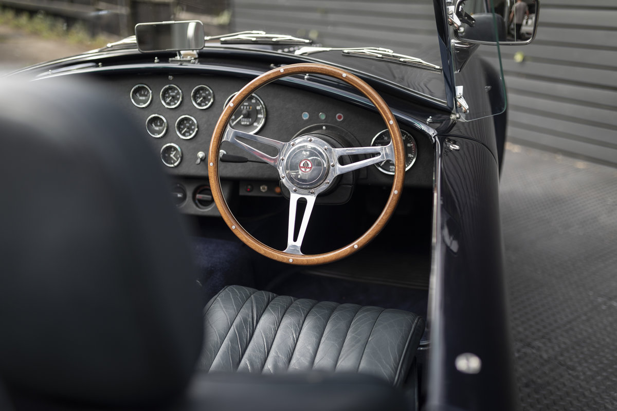 1999 AC COBRA SUPERBLOWER (ALLOY BODY) For Sale (picture 8 of 23)