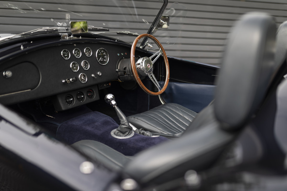 1999 AC COBRA SUPERBLOWER (ALLOY BODY) For Sale (picture 9 of 23)