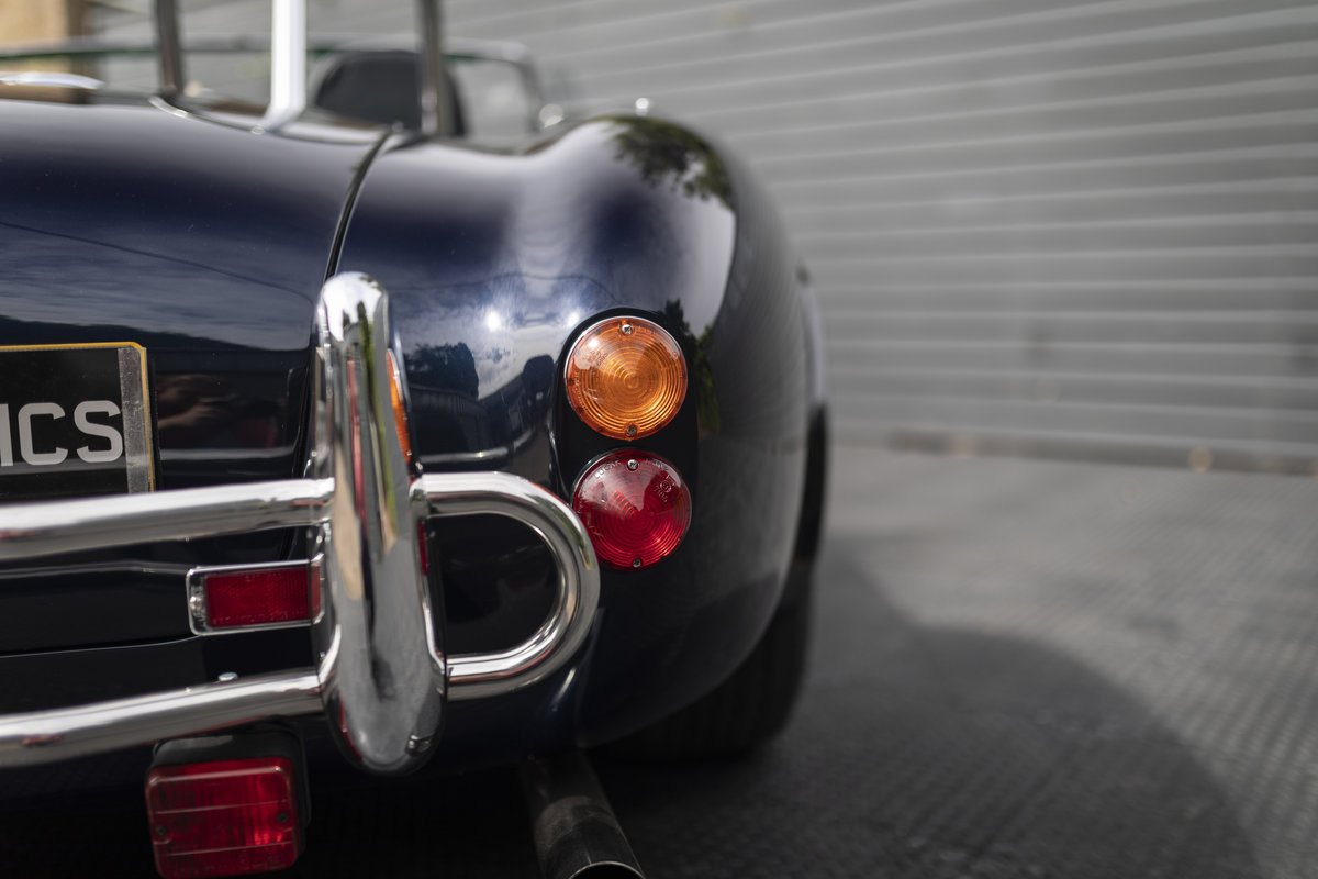 1999 AC COBRA SUPERBLOWER (ALLOY BODY) For Sale (picture 15 of 23)