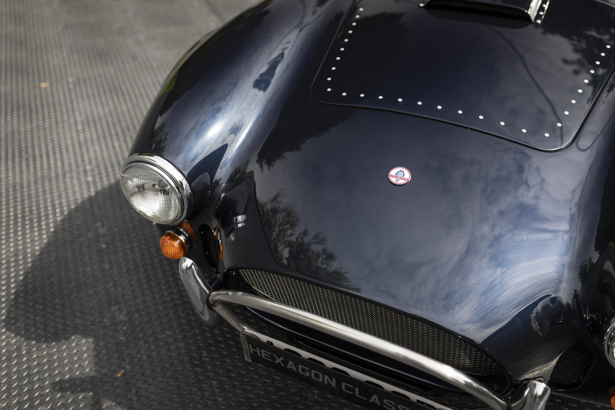 1999 AC COBRA SUPERBLOWER (ALLOY BODY) For Sale (picture 18 of 23)
