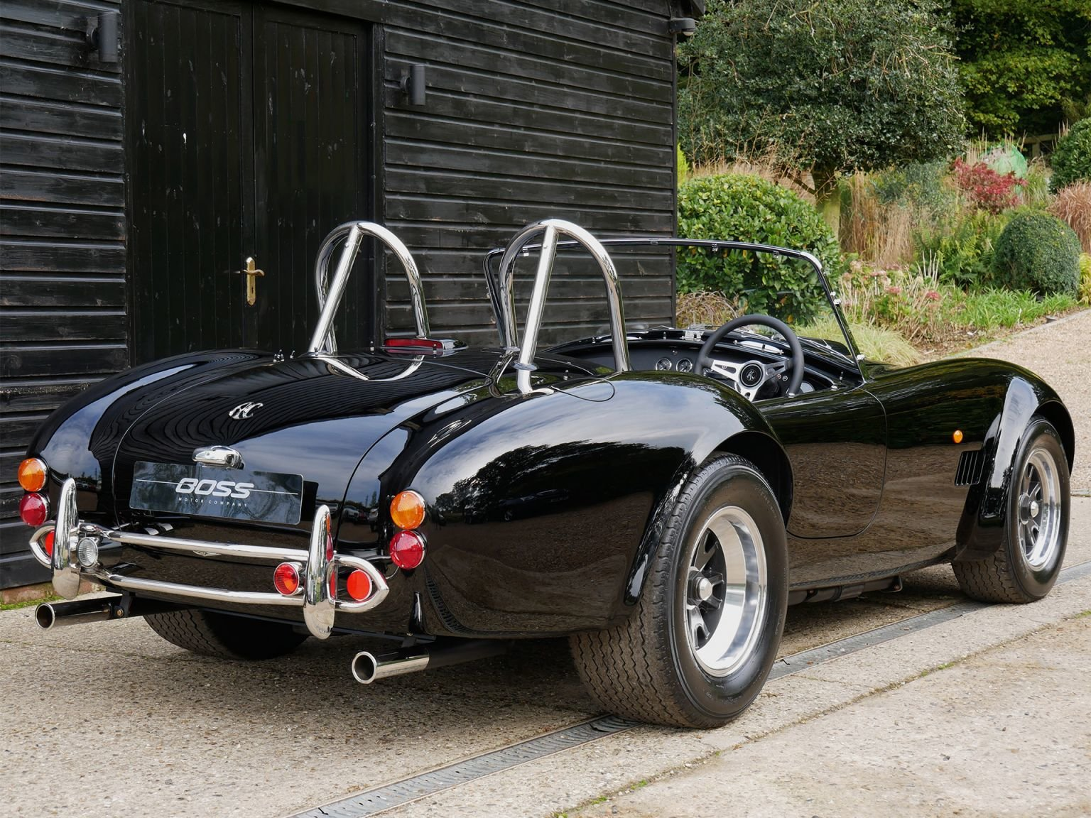 2020 AC COBRA 378 - NEW TO ORDER MKIV For Sale (picture 3 of 6)