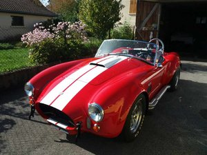 1965 Ac cobra 427 sc superformance  Us title