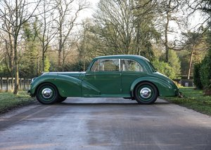 1949 AC 2-Litre Saloon For Sale by Auction