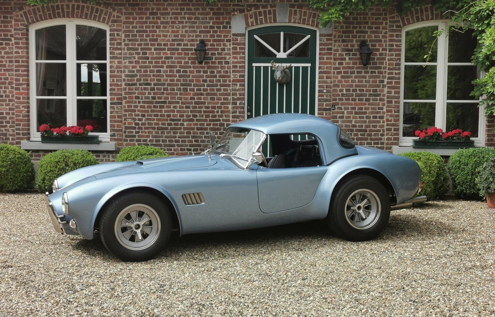 1965 AC Cobra (Hawk) 289 FIA For Sale (picture 1 of 6)