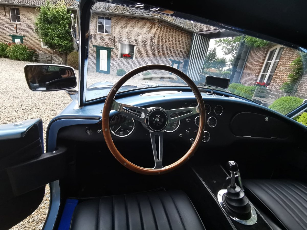 1965 AC Cobra (Hawk) 289 FIA For Sale (picture 5 of 6)