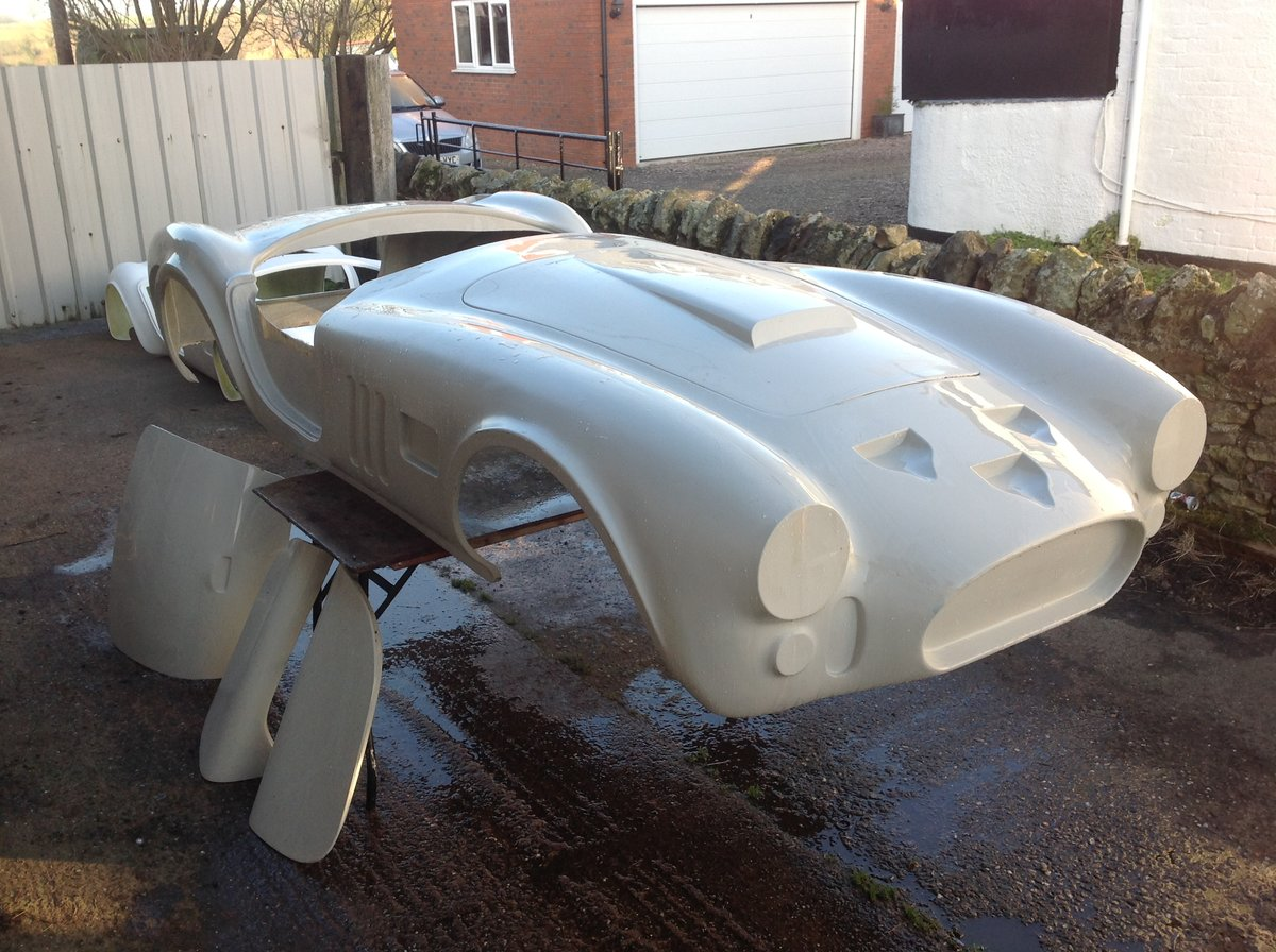 2020 Cobra 289 Bodyshell For Sale (picture 1 of 5)
