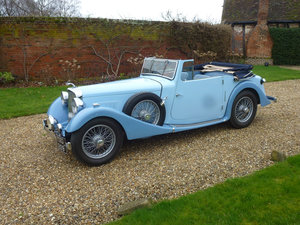 1937 1938 AC 16/70 Drophead Coupe For Sale by Auction