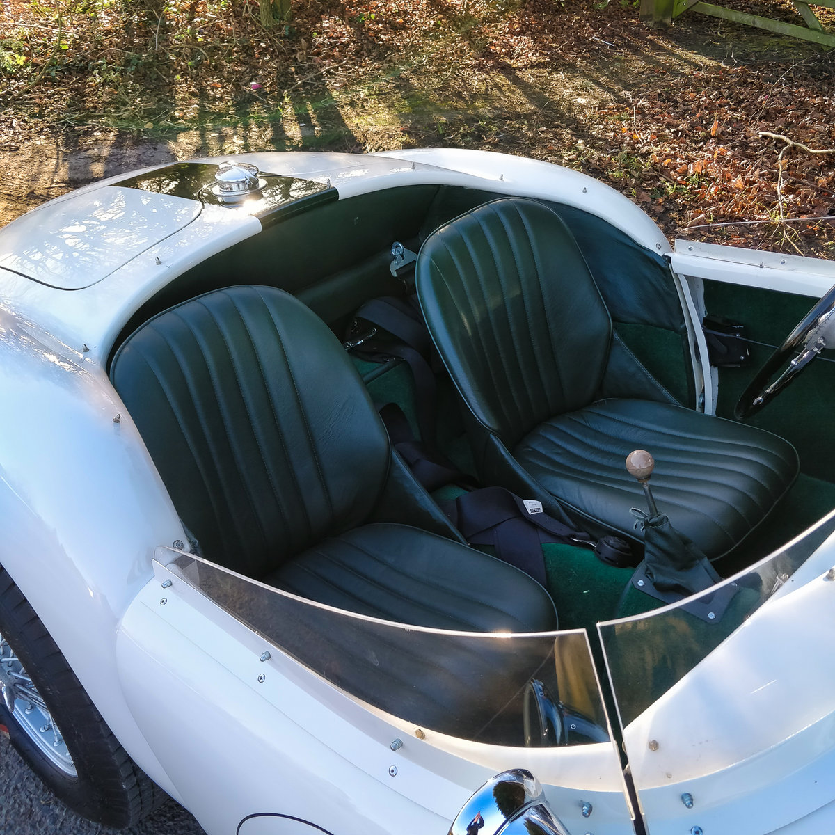 1948 AC BARCHETTA LX820 - ONE OF ONE IN THE WORLD For Sale (picture 4 of 6)