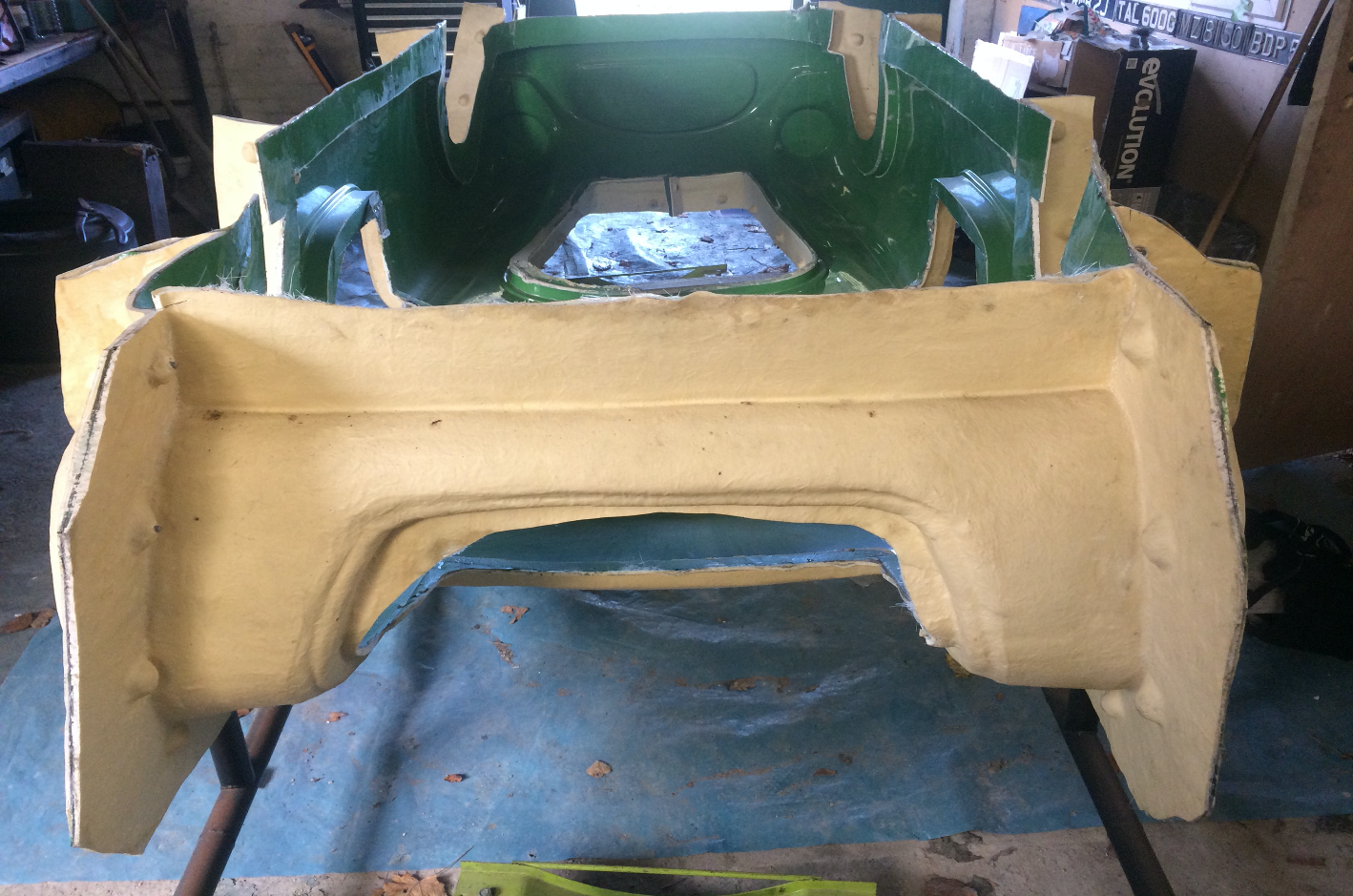 1958 AC Ace Bristol Fibreglass mould  For Sale (picture 5 of 5)