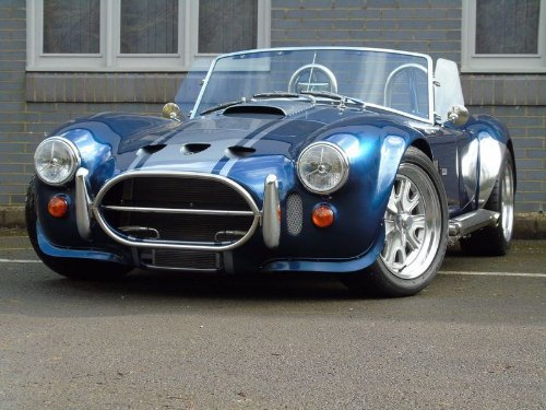 2007 Replica Cobra by AK For Sale (picture 1 of 10)