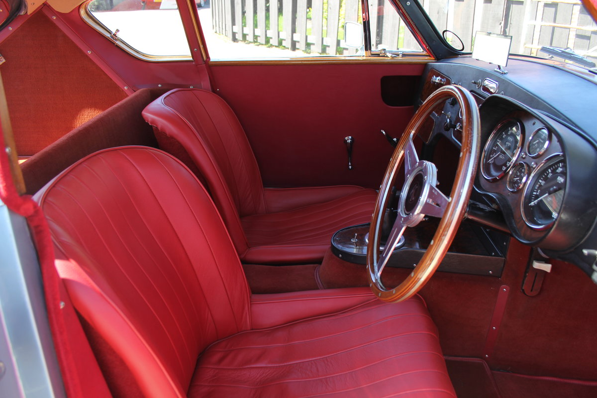 1960 AC Aceca - 29000 Miles, Excellent History  For Sale (picture 8 of 17)