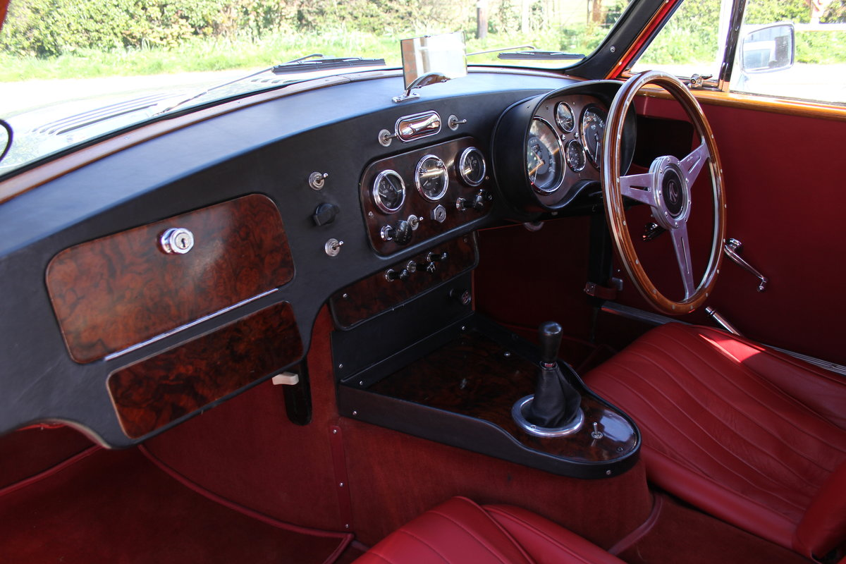 1960 AC Aceca - 29000 Miles, Excellent History  For Sale (picture 10 of 17)