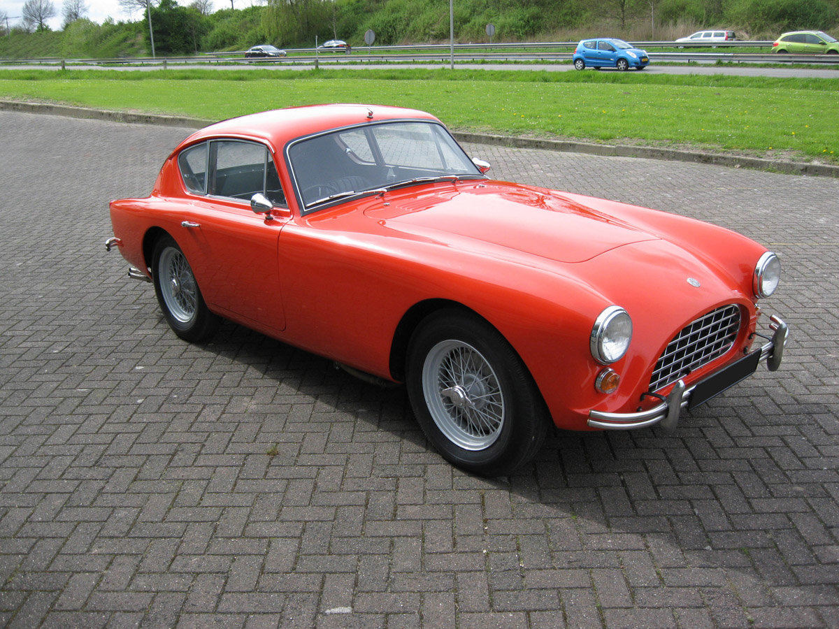 1955 AC BRISTOL COUPE For Sale (picture 1 of 5)