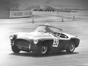 1959 AC ACE-BRISTOL ROADSTER