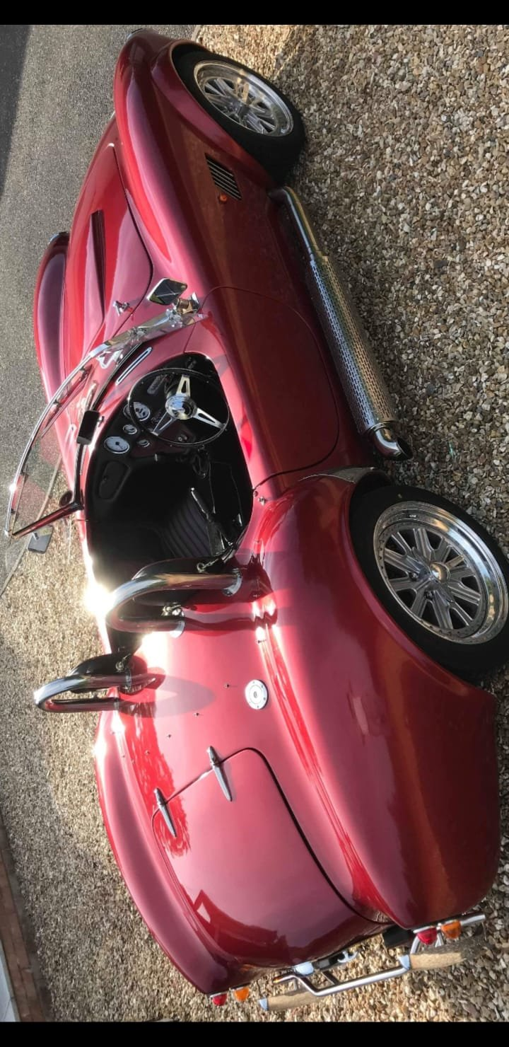 2011 Ac Cobra V8  For Sale (picture 1 of 6)
