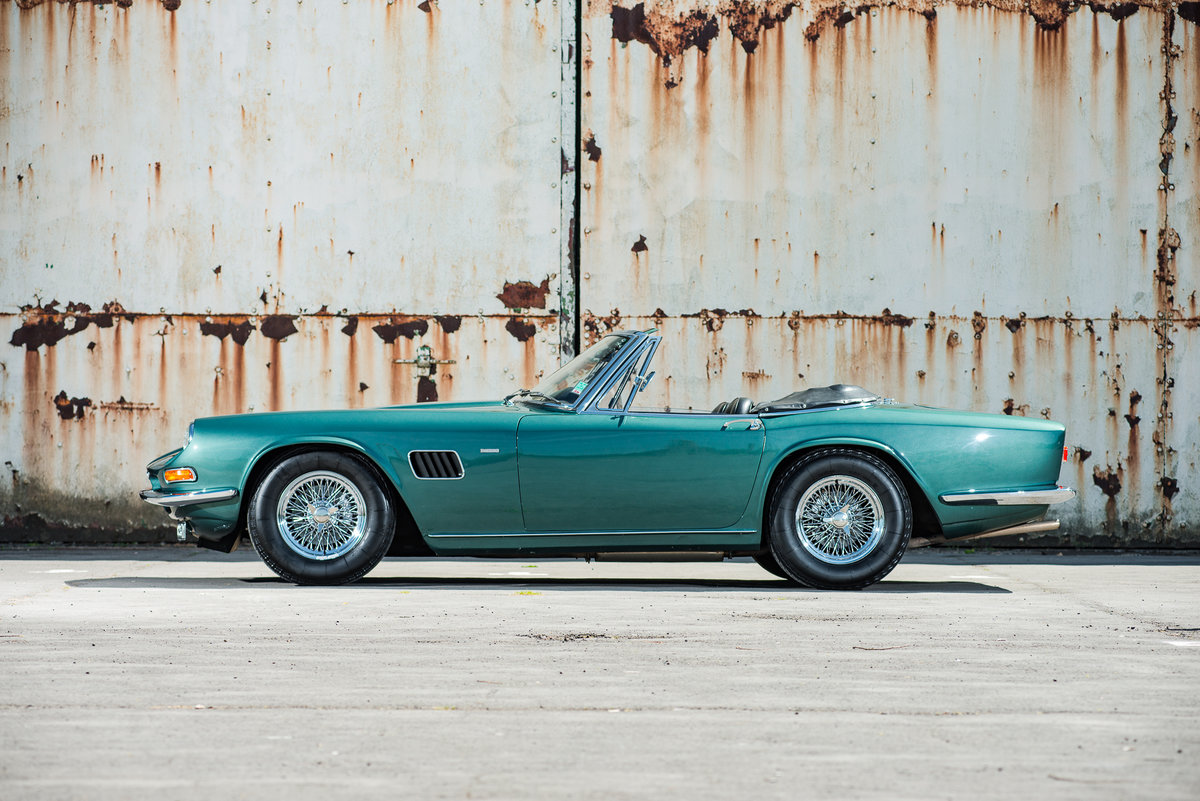 1969 AC 428 Drophead Coupe by Frua  For Sale (picture 2 of 6)