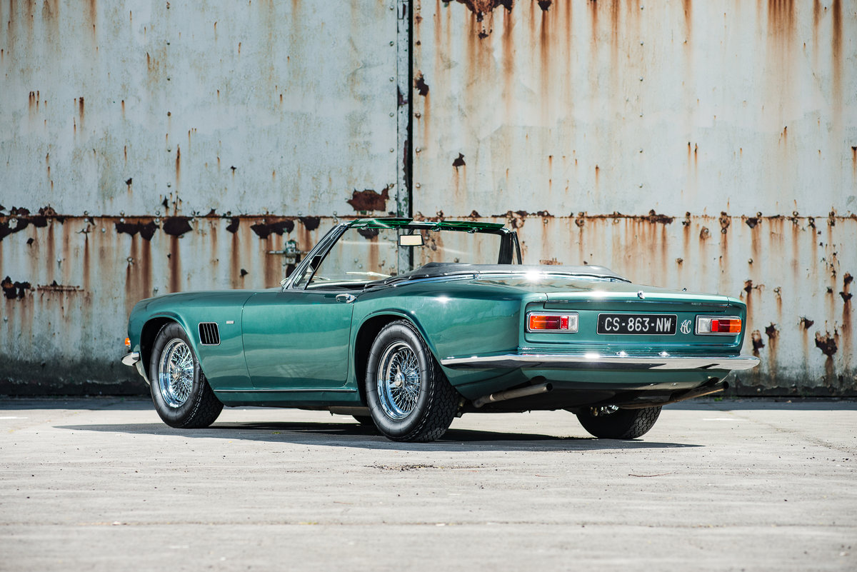 1969 AC 428 Drophead Coupe by Frua  For Sale (picture 3 of 6)