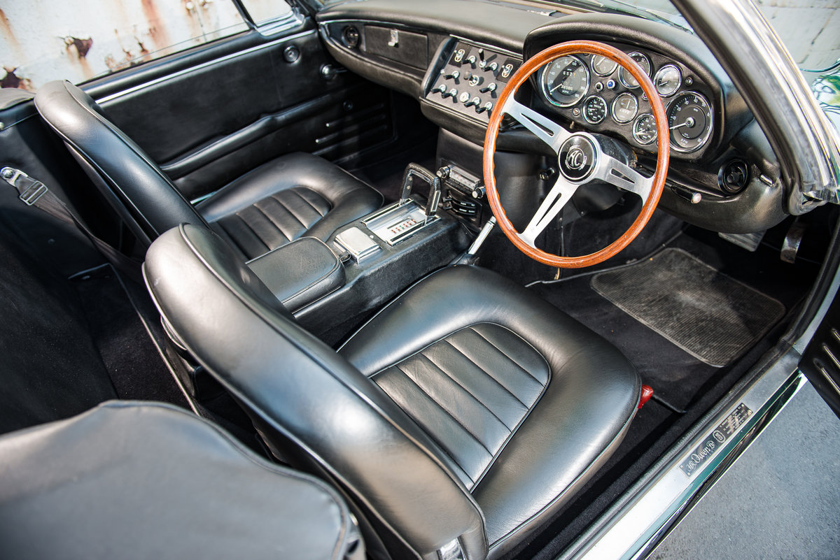 1969 AC 428 Drophead Coupe by Frua  For Sale (picture 4 of 6)
