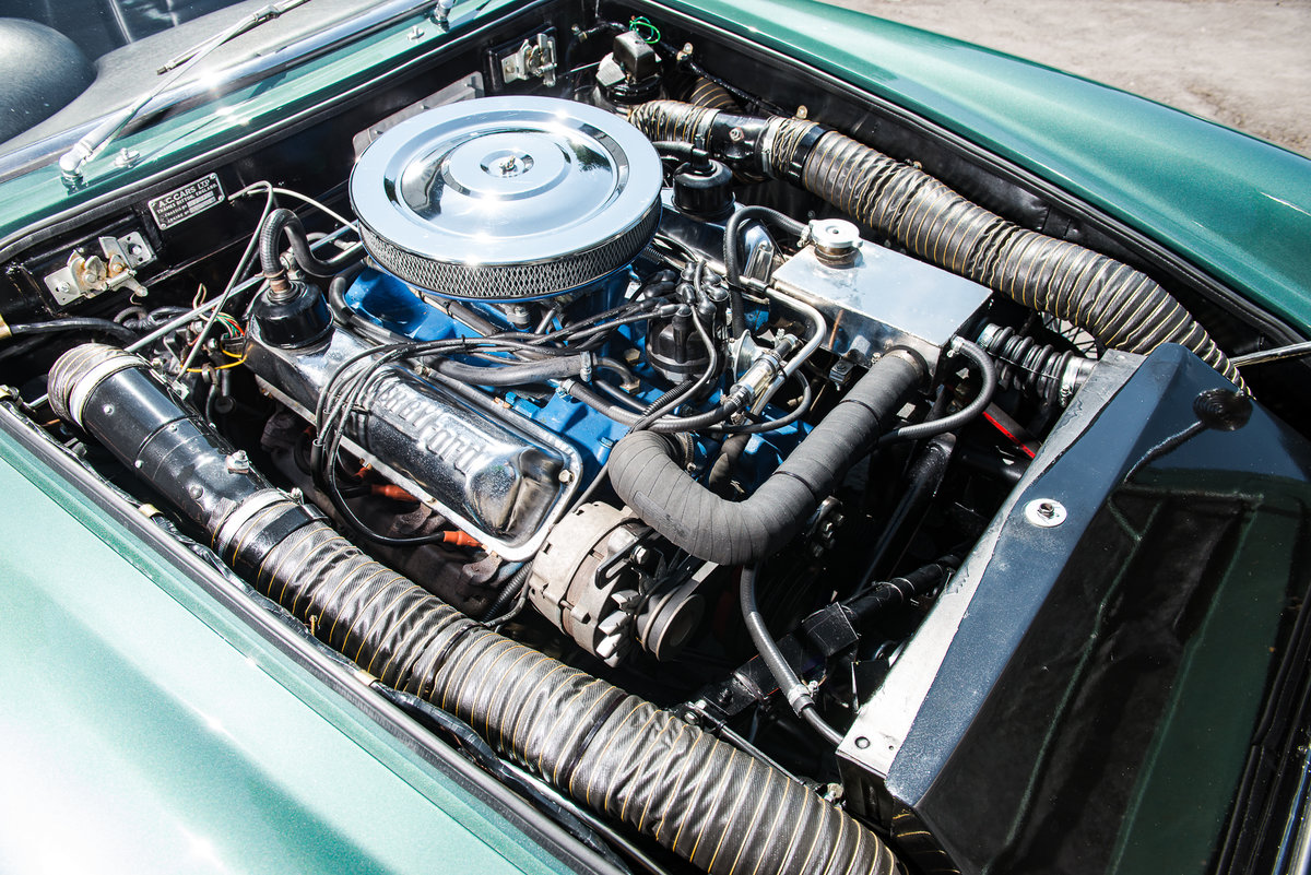 1969 AC 428 Drophead Coupe by Frua  For Sale (picture 5 of 6)
