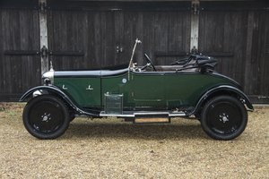 1925 AC Royal 11.9hp Two Seat and Dickey
