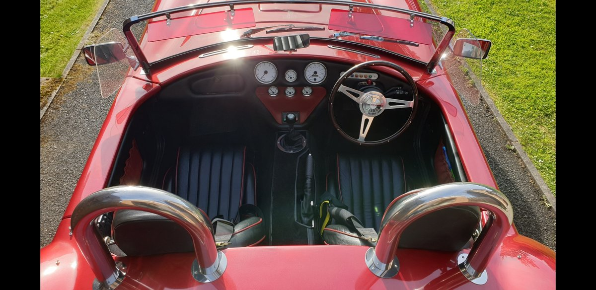 2011 Ac Cobra V8  For Sale (picture 6 of 6)