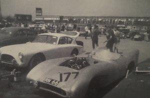 1955  AC Aceca Bristol (period race history 1963)