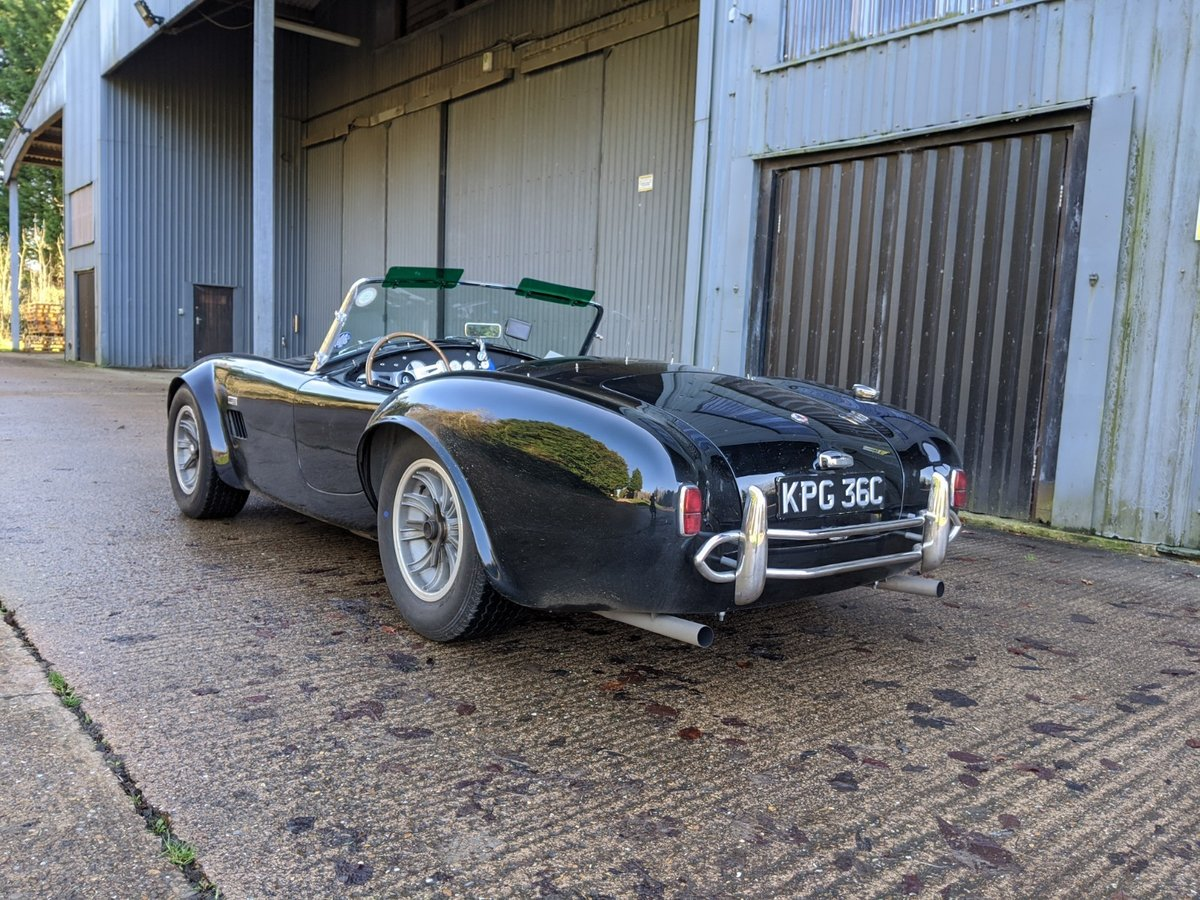 1965 AC Cobra 427 tool room recreation For Sale (picture 2 of 6)