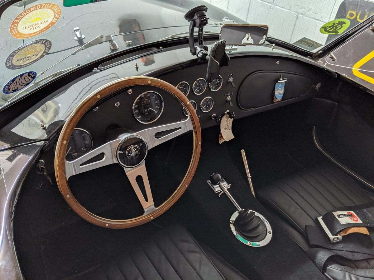1965 AC Cobra 427 tool room recreation For Sale (picture 6 of 6)